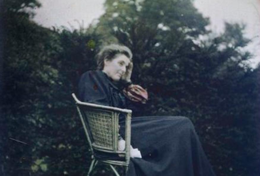 Beatrice Webb. Fuente: LSE