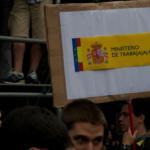 Manifestación en Madrid en el año 2015. FOTO: Antonio Maestre