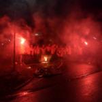 protesta en Essex Nexans, Osnabrück. FOTO: IG Metall