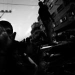 Una imagen tomada en Gaza. LAURA LEÓN