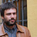 El escritor Daniel Bernabé. Foto: Ekaitz Cancela.